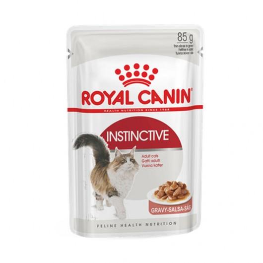 Royal Canin Instictive Adult Gravy 85gr