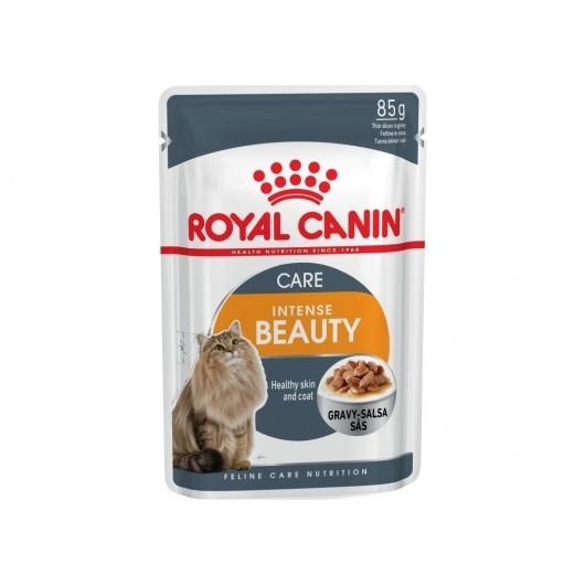 Royal Canin Intense Beauty Gravy 85gr