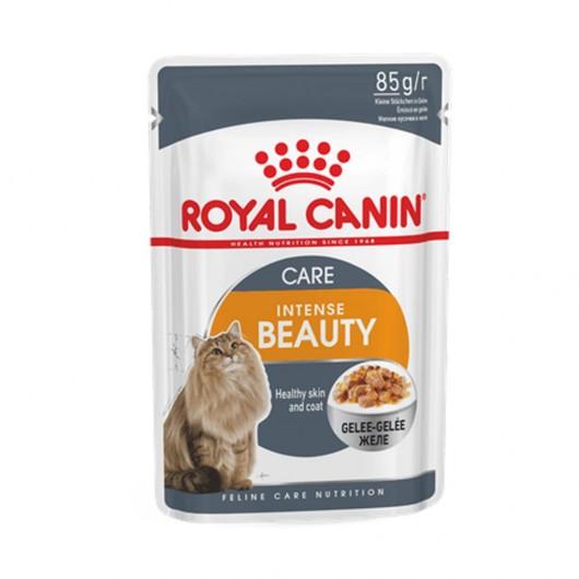 Royal Canin Intense Beauty Jelly 85gr