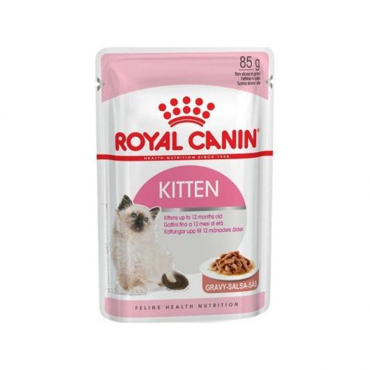 Royal Canin Kitten Gravy 85gr